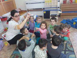 Проект Кутия на приказките - ДГ 7 Буратино - Детска градина в град Казанлък