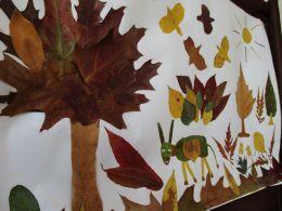 Есенна изложба - ДГ 7 Буратино - Детска градина в град Казанлък